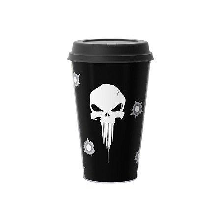 Copo Café 500ml - SKULL