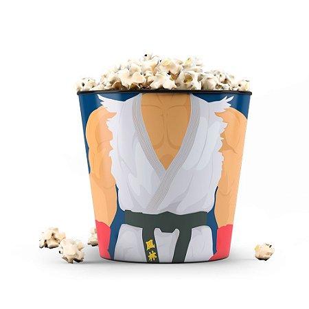 Balde de Pipoca 3,5 litros Street Fighter - RYU
