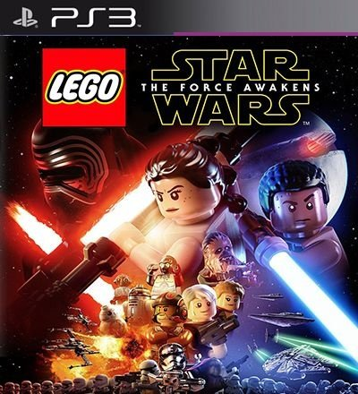 Lego Star Wars 7 The Force Awakens - PS3 Mídia Digital