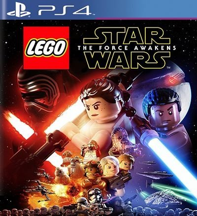 Lego Star Wars 7 The Force Awakens - PS4 Mídia Digital