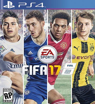 Fifa 17 em ingles - PS4 Mídia Digital