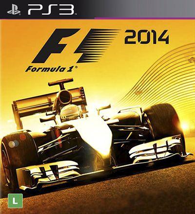 F1 2014 Formula 1 - PS3 Mídia Digital