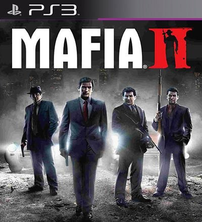 Mafia 2 - PS3 Mídia Digital