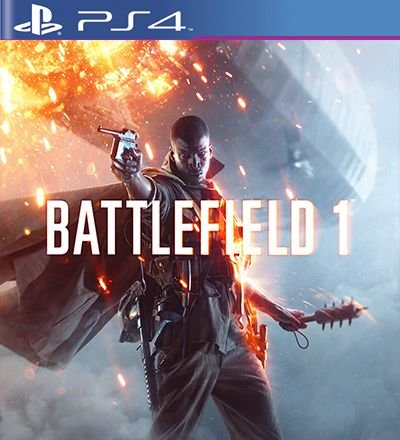 Battlefield 1 - PS4 Mídia Digital