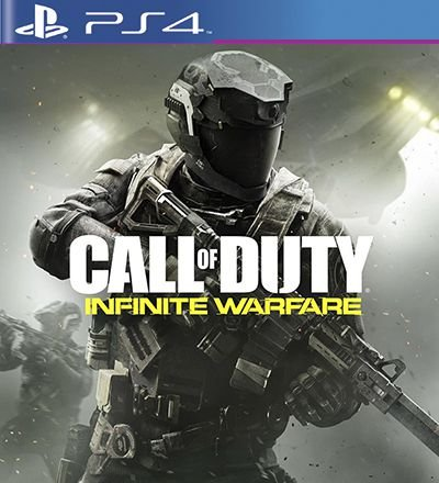 Call of Duty Infinite Warfare - PS4 Mídia Digital