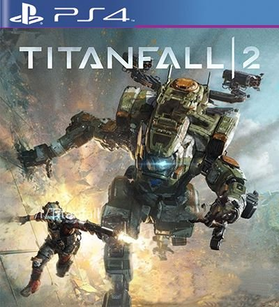 Titanfall 2 - PS4 Mídia Digital