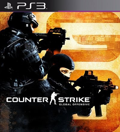 CS Go Counter Strike Global Offensive - PS3 Mídia Digital