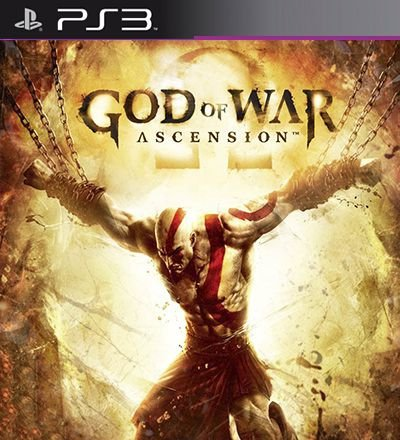 God of War Ascension - PS3 Mídia Digital