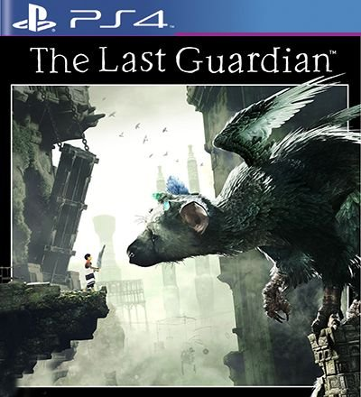 The Last Guardian - PS4 Mídia Digital