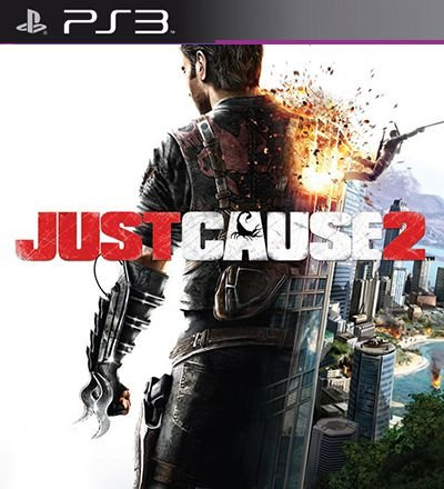 Just Cause 2 - PS3 Mídia Digital