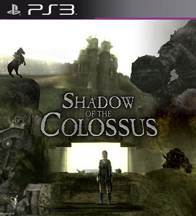 Shadow of the Colossus - PS3 Mídia Digital