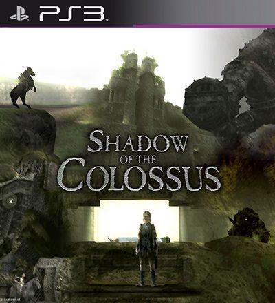 Shadow of the Colossus - PS3 Mídia Digital
