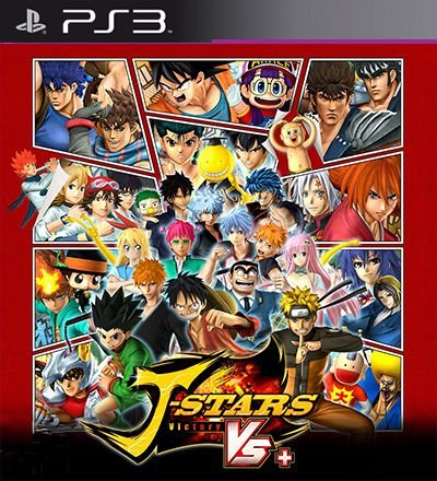 J-STARS Victory VS+ - PS3 Mídia Digital