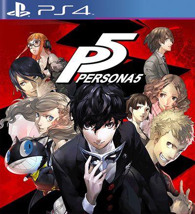 Persona 5 - PS4 Mídia Digital