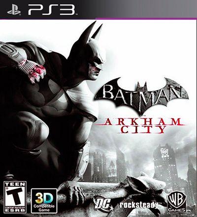 Batman Arkham City - PS3 Mídia Digital