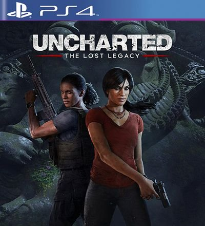 Uncharted The Lost Legacy - PS4 Mídia Digital