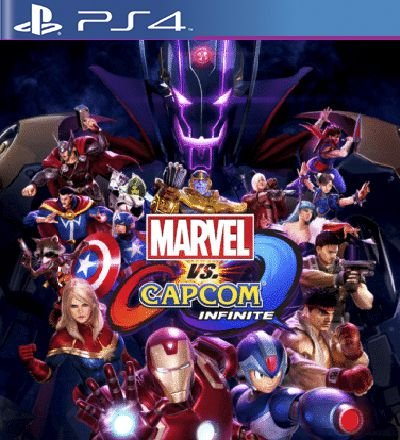 Marvel vs. Capcom Infinite - PS4 Mídia Digital
