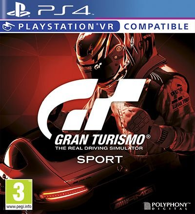 Gran Turismo Sport - PS4 Mídia Digital
