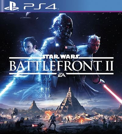 STAR WARS Battlefront 2 - PS4 Mídia Digital