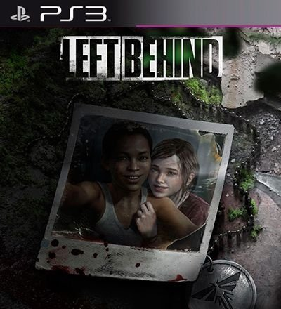 Left Behind DLC Digital The Last Of Us - PS3