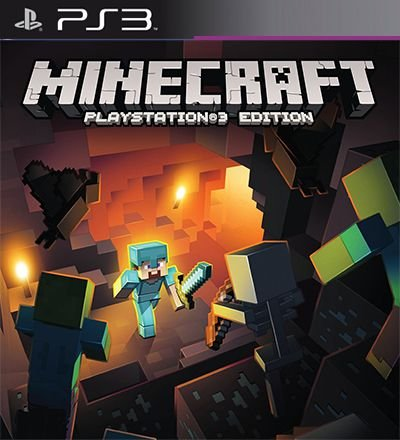 Minecraft Playstation 3 Edition - PS3 Mídia Digital
