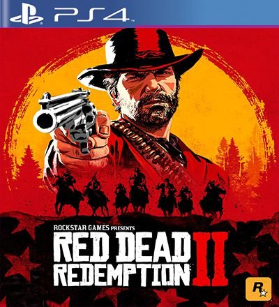 Red Dead Redemption 2 - PS4 Mídia Digital