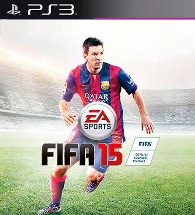 Fifa 15 EA Sports em Português - PS3 Mídia Digital