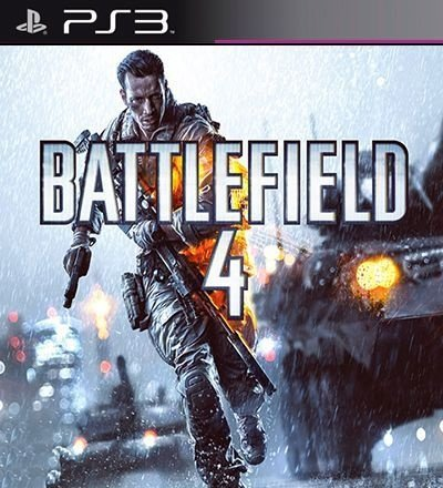Battlefield 4 BF4 - PS3 Mídia Digital