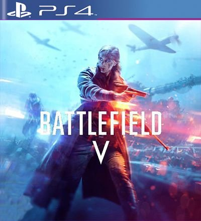 Battlefield V BF 5 - PS4 Mídia Digital