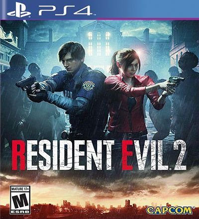 Resident Evil 2 - PS4 Mídia Digital