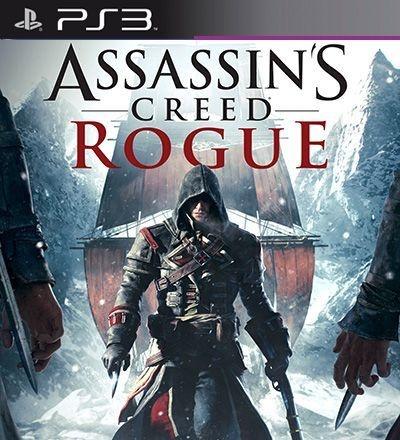 Assassins Creed Rogue - PS3 Mídia Digital