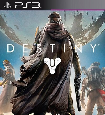Destiny - PS3 Mídia Digital