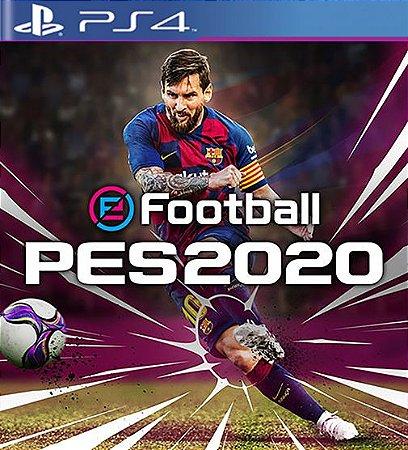 Pes 2020 Efootball - PS4 Mídia Digital
