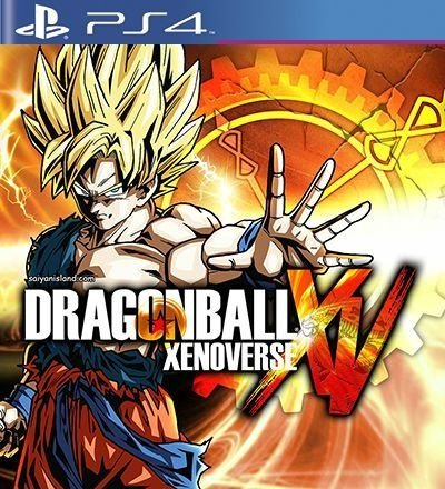Dragon Ball Xenoverse - PS4 Mídia Digital