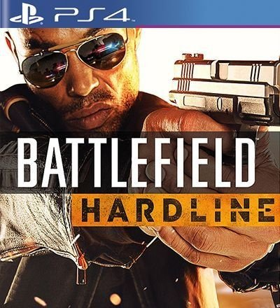 Battlefield Hardline - PS4 Mídia Digital