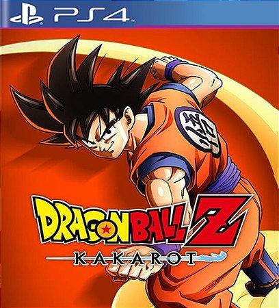 DRAGON BALL Z KAKAROT - PS4 Mídia Digital