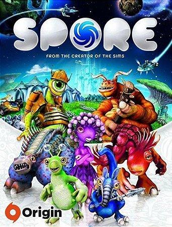 Spore Complete Collection - Origin Key Digital Download