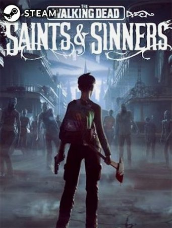 The Walking Dead Saints & Sinners - Steam Key Original Digital Download
