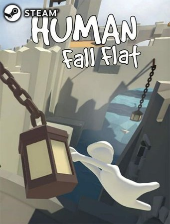 Human Fall Flat - Steam Key Original Digital Download