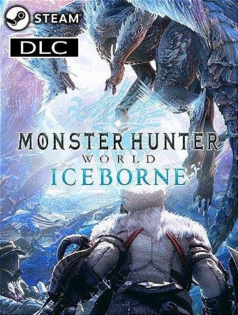 Monster Hunter World Iceborne - DLC Steam Key Original Digital Download