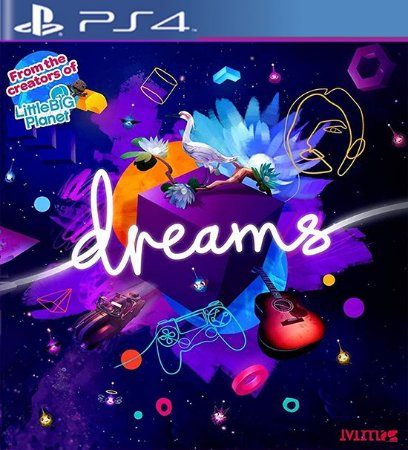 Dreams - PS4 Mídia Digital