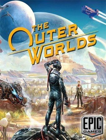 The Outer Worlds - Epic Games Key Digital Download