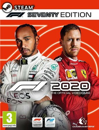 F1 2020 Seventy Edition - Steam Key Original Digital Download