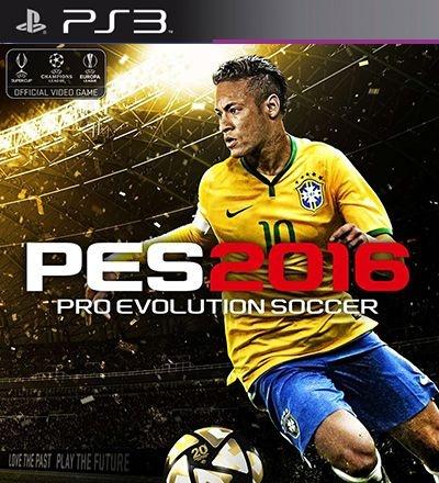 PES Pro Evolution Soccer 2016 - PS3 Mídia Digital