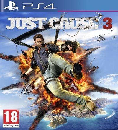 Just Cause 3 - PS4 Mídia Digital