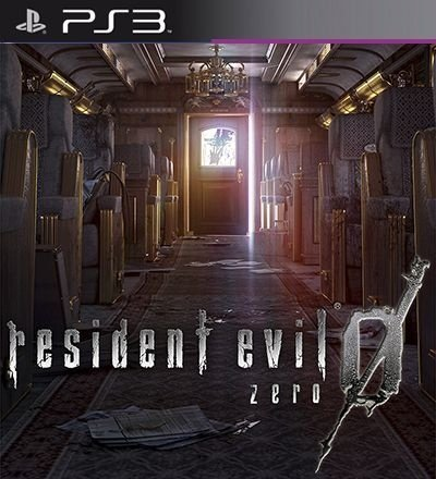 Resident Evil 0 Zero HD Remaster - PS3 Mídia Digital