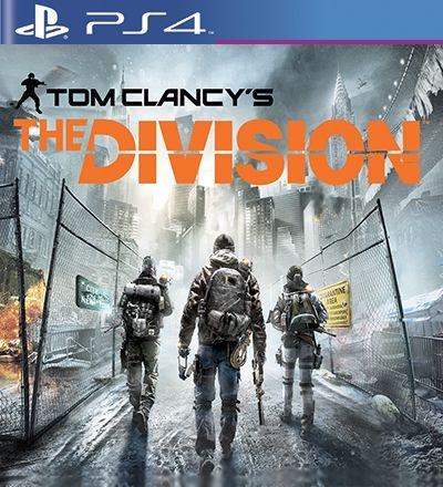 The Division Tom Clancys - PS4 Mídia Digital