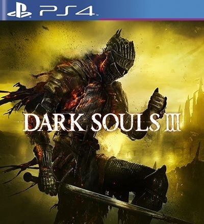 Dark Souls 3 - PS4 Mídia Digital