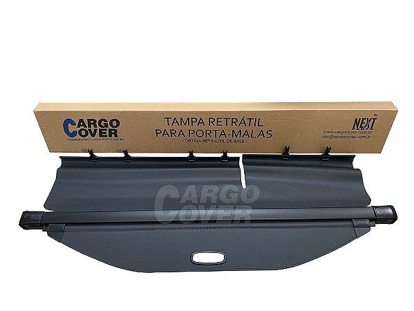 Lifan X80 - Tampa Retrátil do porta-malas (Preta)
