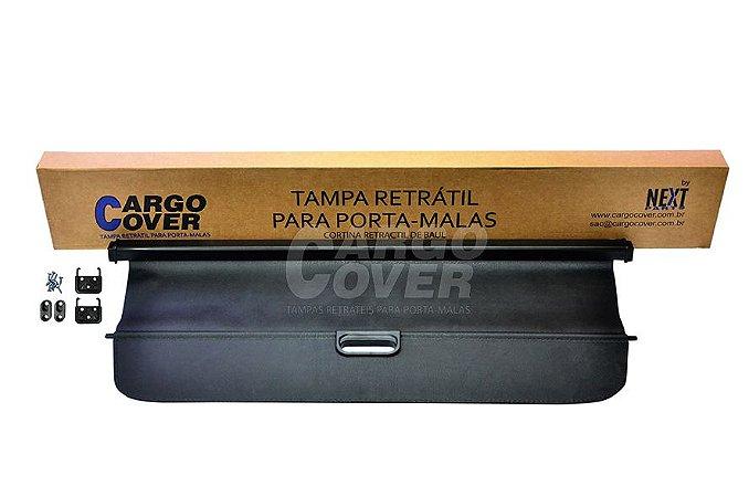 Volvo XC60 - Tampa Retrátil do porta-malas (Preta)
